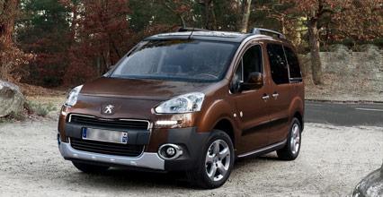 Peugeot Partner Teppe Diesel