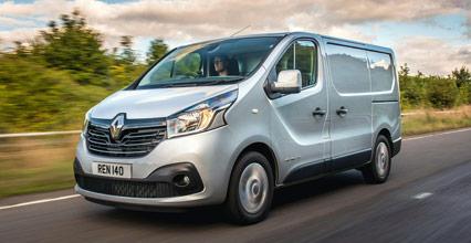 Renault Traffic Diesel