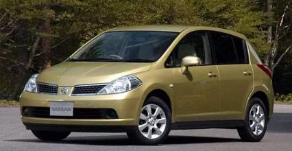 Nissan Tilda